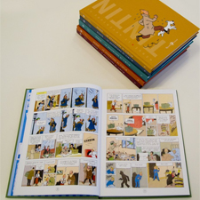 Tintin – Rizzoli Lizard
