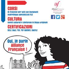 Corsi di lingua – Alliance française