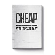 CHEAP poster art – CHEAP books