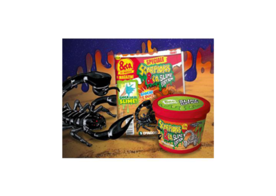 Scorpions & Co. slime edition – DeAgostini