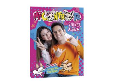 Sticker album MecontroTe – Diramix