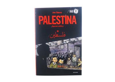 Palestina – Mondadori INK
