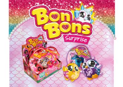 Pop Star Bon Bons – Cicaboom