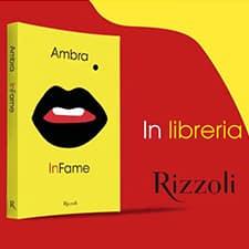 Infame di Ambra Angiolini – Rizzoli